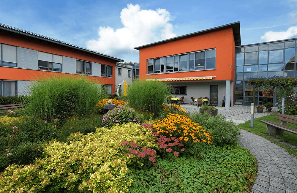 Parkanlage AWO Seniorenzentrum Ehrenfriedersdorf