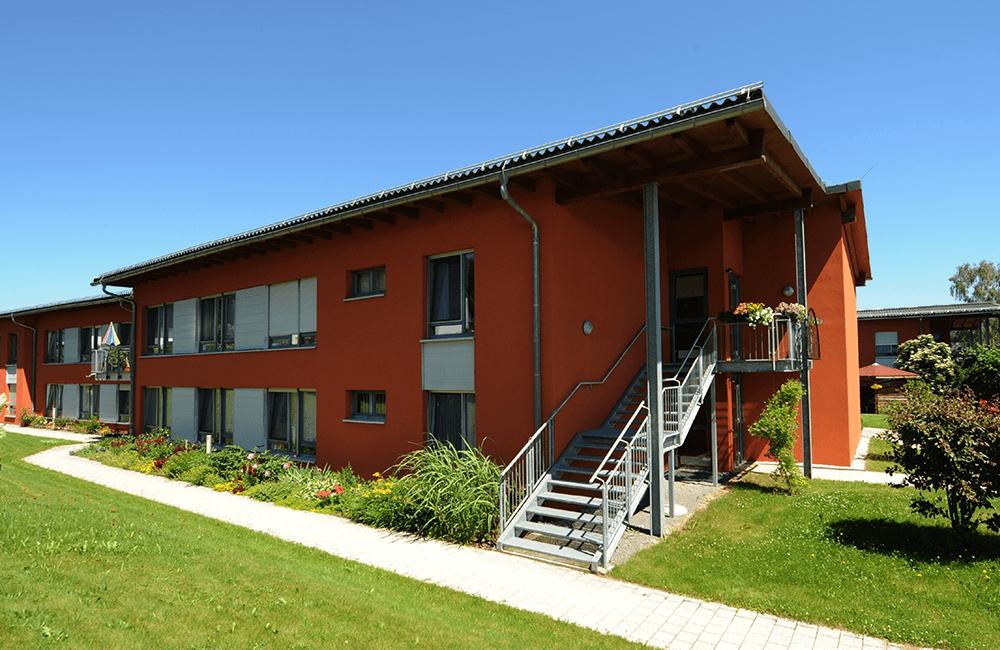 Wohnanlage AWO Seniorenzentrum Ehrenfriedersdorf