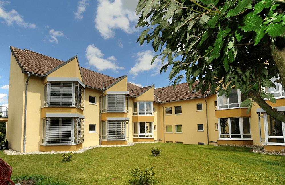 Garten AWO Seniorenzentrum Oelsnitz