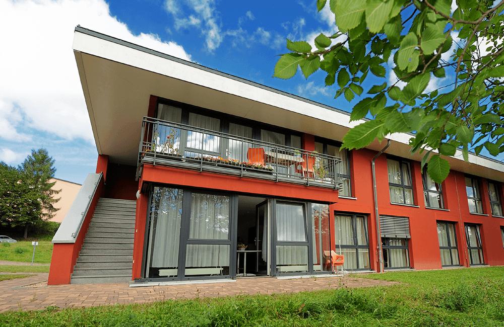 Einrichtungsbild AWO Wohnzentrum für Menschen mit Behinderungen in Schwarzenberg