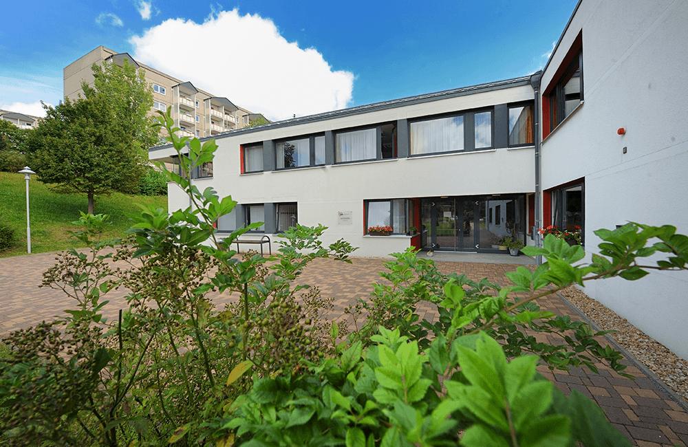 Haus Sonnenleithe, Schwarzenberg
